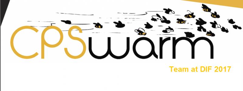 CPSwarm team at DIF 2017!