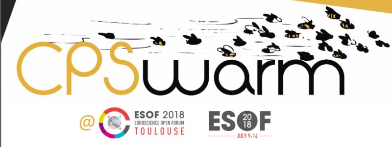 CPSwarm at ESOF 2018